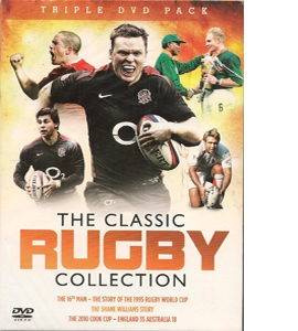 The Classic Rugby Collection Box Set (DVD)