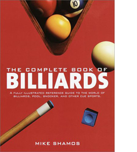 The Complete Book of Billiards (HB)
