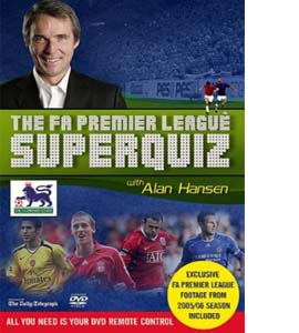 The F.A Premier League Interactive Super Quiz (DVD)