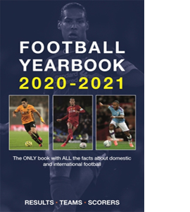 The Football Yearbook 2020-2021 (HB)