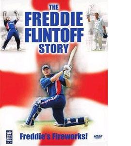 The Freddie Flintoff Story (DVD)