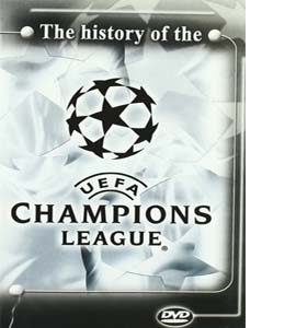 The History Of The UEFA Champions League (DVD)