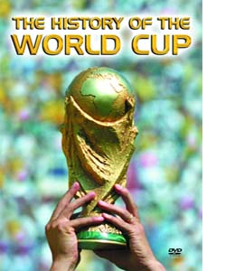 The History Of The World Cup (DVD)