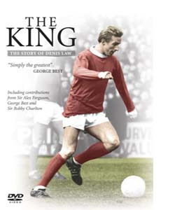 The King: The Story of Denis Law (DVD)