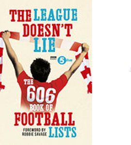 The League Doesn't Lie: The 606 Book of Football Lists