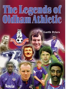 The Legends of Oldham Athletic (HB)