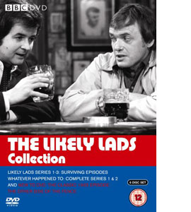 The Likely Lads Collection (6 Disc BBC Box Set) (DVD)