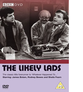 The Likely Lads: Surviving Episodes From BBC Series 1-3 (DVD)