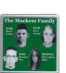 The Mackem Family (Coaster)