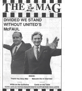 The Mag Newcastle United Supporters Fanzine (Issue 2)