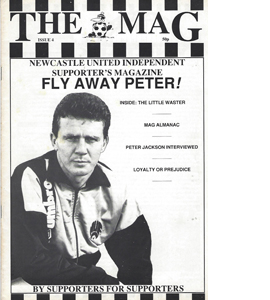 The Mag Newcastle United Supporters Fanzine (Issue 4)
