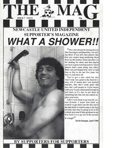 The Mag Newcastle United Supporters Fanzine (Issue 7)