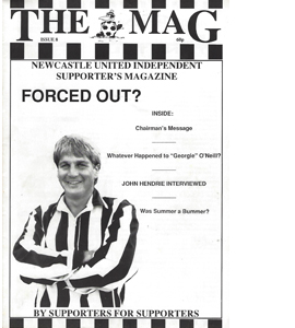 The Mag Newcastle United Supporters Fanzine (Issue 8)