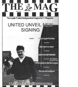 The Mag Newcastle United Supporters Fanzine (Issue 11)
