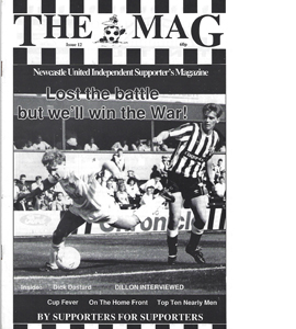 The Mag Newcastle United Supporters Fanzine (Issue 12)