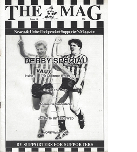 The Mag Newcastle United Supporters Fanzine (Issue 14)