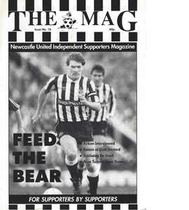 The Mag Newcastle United Supporters Fanzine (Issue 16)