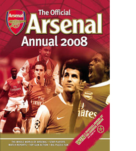 The Official Arsenal Annual 2008 (HB)