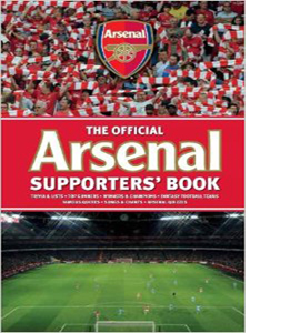 The Official Arsenal Supporters Book (HB)
