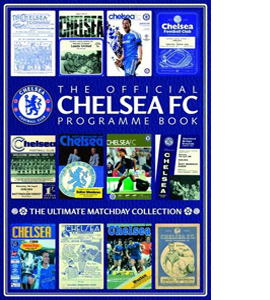 The Official Chelsea FC Programme Book (HB)