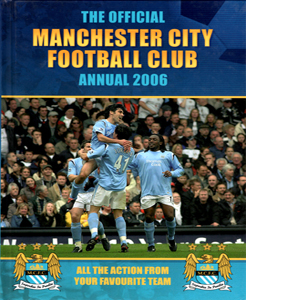 The Official Manchester City FC Annual 2006 (HB)
