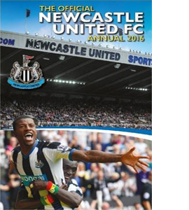 The Official Newcastle United Annual 2016 (HB)