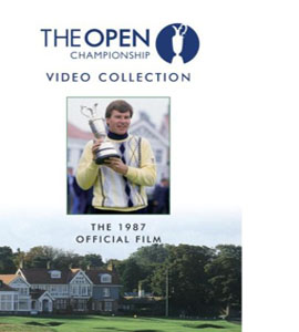 The Open Championship: The 1987 Official Film (DVD)