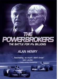 The Powerbrokers (HB)