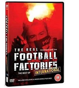 The Real Football Factories International (DVD)