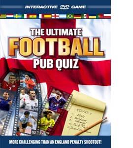 The Ultimate Football Pub Quiz (DVD)