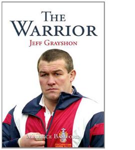 The Warrior Jeff Greyshon