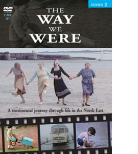 The Way We Were - North East - Series 2 (DVD)
