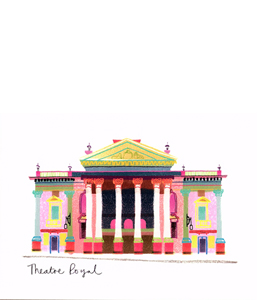 Theatre Royal (Greetings Card)