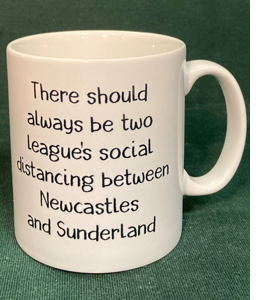 There Should Always Be Two Leagues (Mug)