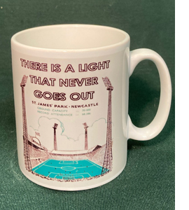 There is a Light, That Never Goes Out (Mug)