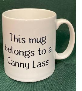 This Mug Belongs To A Canny Lass (Mug)