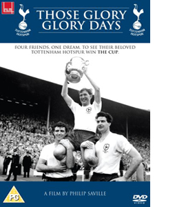 Those Glory Glory Days (DVD)