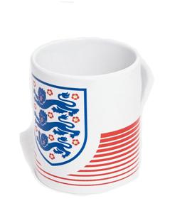 Three Lions England Mug