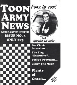 Toon Army News Newcastle United Issue 3 (Fanzine)
