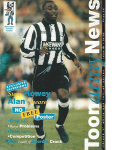 Toon Army News Newcastle United Issue 9 (Fanzine)