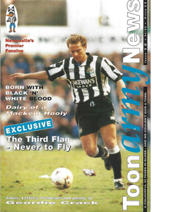 Toon Army News Newcastle United Issue 12 (Fanzine)