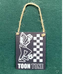 Toon Tone (Metal Dangle)