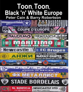 Toon, Toon, Black 'n' White Europe