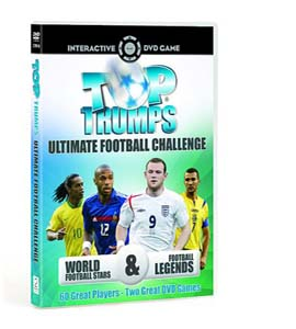 Top Trumps: Ultimate Football Challenge (DVD)
