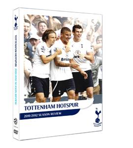 Tottenham 2011-12 Season Review (DVD)