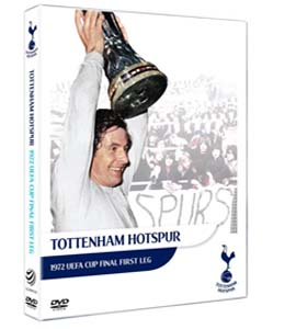 Tottenham Hotspur 1972 UEFA Cup Final (DVD)