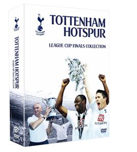 Tottenham Hotspur League Cup Finals Collection (DVD)