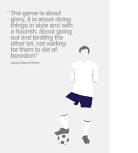 Tottenham Hotspur (Greetings Card)