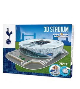 Tottenham Hotspurs 3D Football Stadium Puzzle