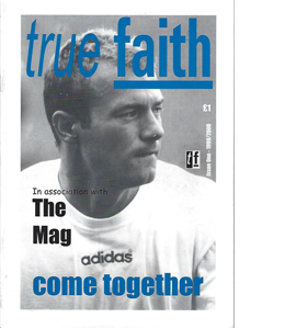 True Faith Newcastle United Issue 1 (Fanzine)